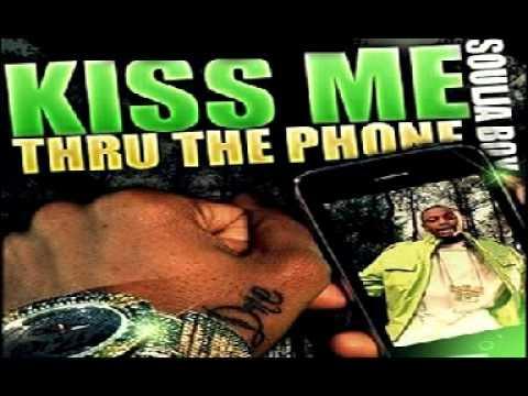 Kiss me thru the phone ringtone+download