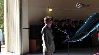 Открытие авиатренажера самолета А-320(Открытие авиатренажера самолета А-320 в Ульяновском высшем авиационном училище Гражданской Авиации., 2012-08-29T11:59:42.000Z)