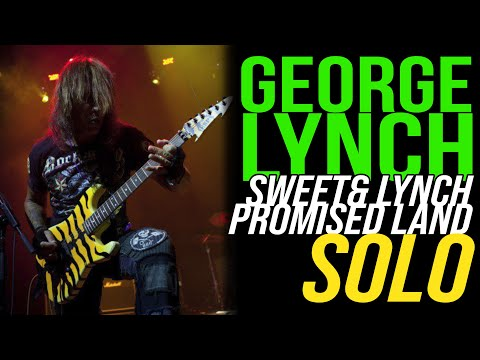 Sweet & Lynch, Promised Land, Solo Lesson - Michael Sweet, George Lynch - Lyck 45