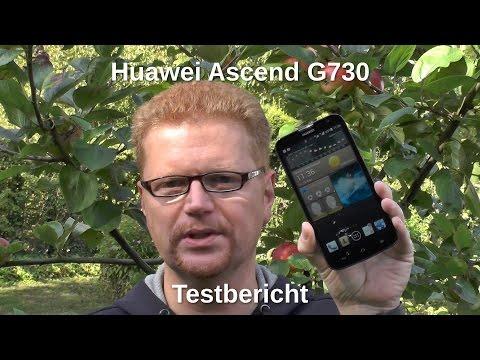 Huawei Ascend G730 Testbericht - www.technoviel.de