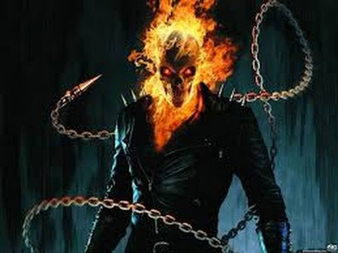 Ghost Rider MMV - Light'em Up