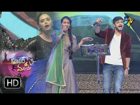 Super Masti    19th February 2017   Srikakulam   Full Episode   ETV Telugu