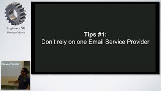 Safe transactional emails: stories of us against spammers - Singapore Ruby Group