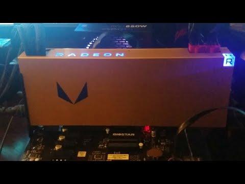 AMD Vega Ethereum Mining Hashrate Update IIII