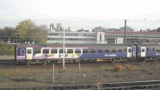Northern Rail Class 153 DMU Super Sprinter