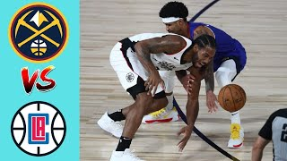 Denver Nuggets vs LA Clippers - Highlights 2nd Qtr | Game 7 Semifinals | NBA Playoffs