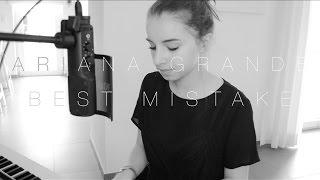 Ariana Grande ft. Big Sean - Best Mistake (Zoé A. Cover)