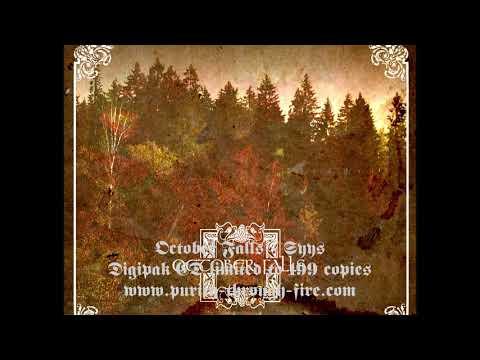 October Falls - Syys III