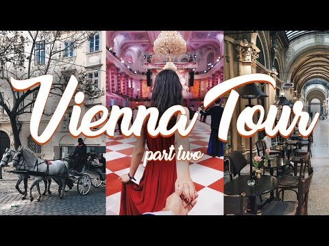 The Vienna Tour (city guide) - part two