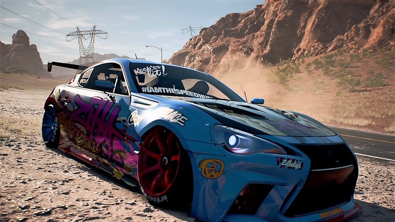 need for speed payback mi primer coche youtube. Black Bedroom Furniture Sets. Home Design Ideas