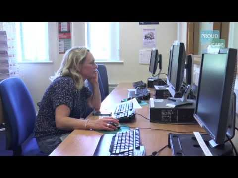 Your Library Services at Chesterfield Royal Hospital NHS Foundation Trust