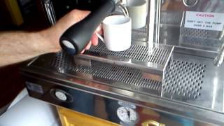 ASTORIA GLORIA ESPRESSO MACHINE (SAE 1) - SELLER REFURBISHED Demo2