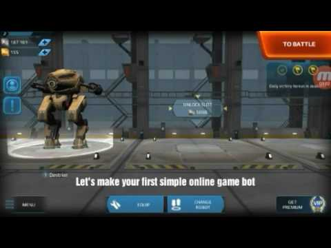 Bot for android games, How to #bot online games android (Root only!) no  coding!