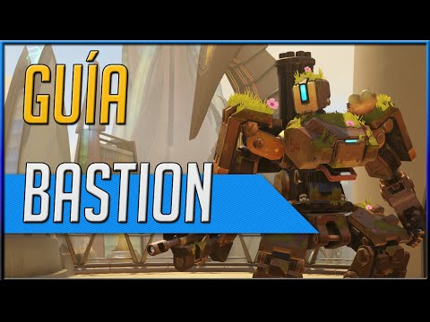 GUIA BASTION OVERWATCH en español
