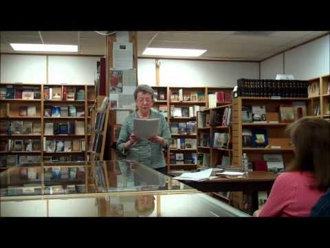 "Karen Lynn Davidson--""Eliza-The Life and Faith of Eliza R. Snow"" (5-8-13)"