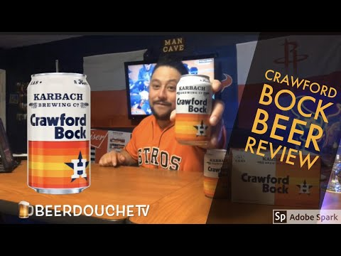 #BeerDoucheTV Is Back With Some Crawford Bock
