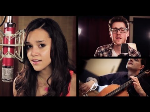 Begin Again - Taylor Swift (cover) Megan Nicole Alex Goot The Piano Guys