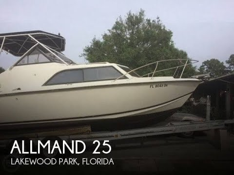 [UNAVAILABLE] Used 1978 Allmand 25 in Lakewood Park, Florida