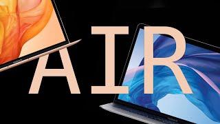 Test MacBook Air 2018