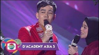 "Download Romantis! Kolaborasi Faul LIDA Feat Lesty DA "" Kiblat Cinta"" Raih 5 S0 & 5 Lampu Hijau - DA Asia 5"