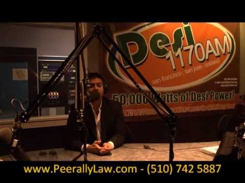 How Immigration questions are answered live on KLOK 1170 AM?  (English & Punjabi)