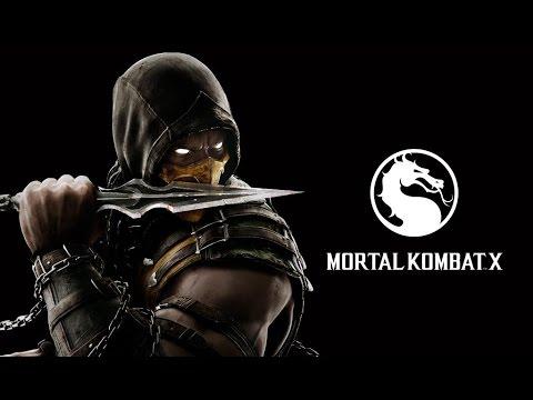 Mortal Kombat X на слабом пк