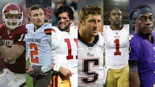 Heisman-winning quarterbacks who fizzled out in the NFL