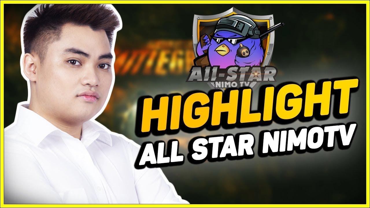 HIGHLIGHT RIP113 COMBAT TẠI GIẢI PUBG ALL STAR NIMO TV [HIGHLIGHT PUBG]