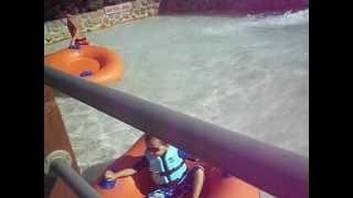 Jayce riding solo