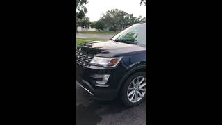 2016 Ford Explorer Won't Start
