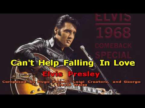 Can't Help Falling In Love - (HD Karaoke) (Original Version!) Elvis Presley