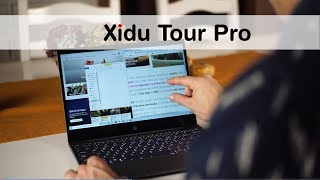 Xidu Tour Pro: notebook con display touch 2K! (recensione ita)