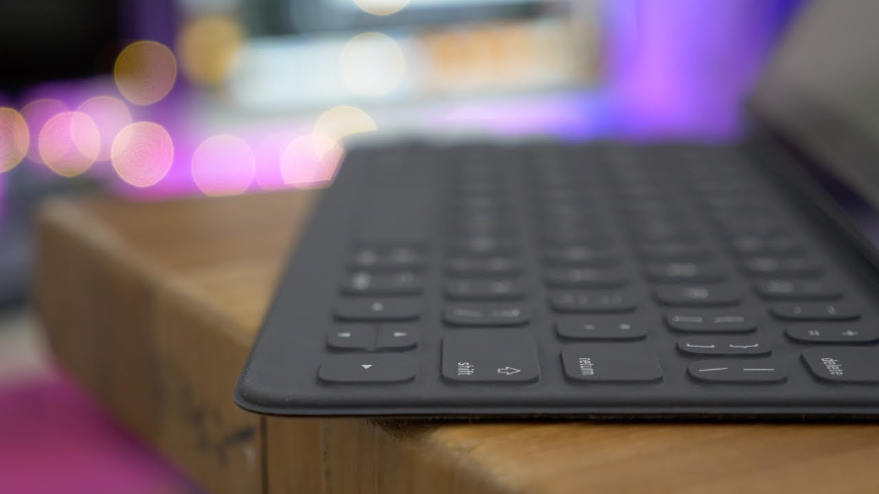 Review: the Smart Keyboard makes 10 5-inch iPad Pro better