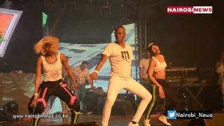 Mafikizolo dancers give a stunning performance at Koroga Festival