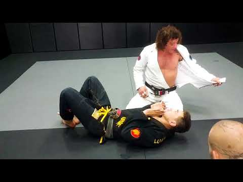 Kurt Osiander's Move of the Week - Snare Choke