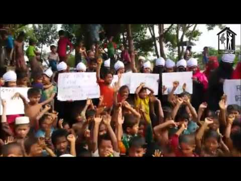 Rohingya Refugees Protest For Voting Right -Part 2