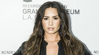 "Demi Lovato Surprises Fans With LUSTY New Single ""Sexy Dirty Love"""
