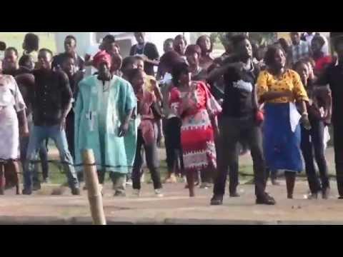 Finest Worship 2015 Flash Mob [Obafemi Awolowo University]