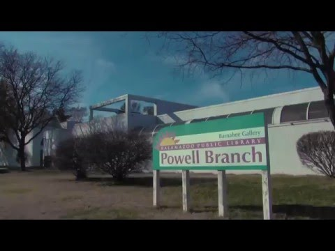 Powell Branch Library is My Library