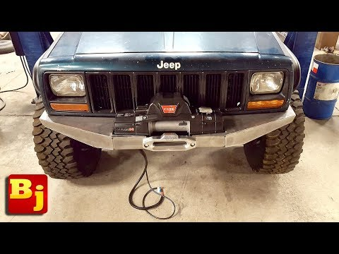 How to Build a Front Bumper