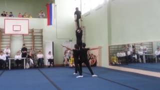 Акробатика 1 взрослый разряд