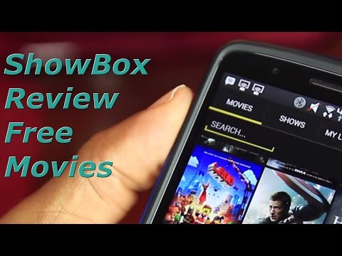 ShowBox Review:  How to get Free Movies & Shows