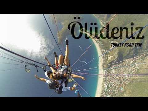 Ölüdeniz the Paragliding Town | Travel Vlog 2016 | Road Trip