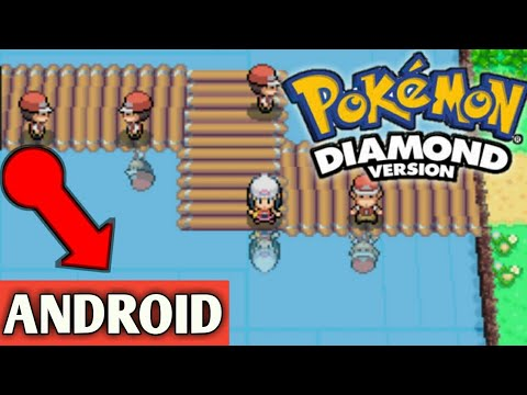 How To Download Pokemon Diamond And Pearl For Android