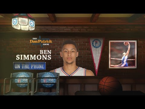 76ers Guard Ben Simmons Joins The Dan Patrick Show | Full Interview | 10/25/17