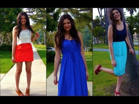 Spring 2012 dresses! Trends & My favorites