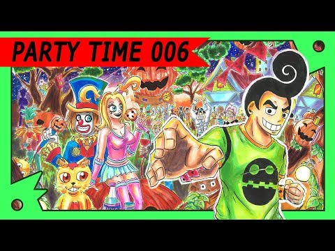 MANGA PROBLEMS! - Creature of The Night | PARTY TIME 006