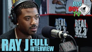 Ray J FULL INTERVIEW | BigBoyTV