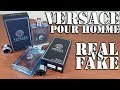 Fake fragrance - Versace pour Homme