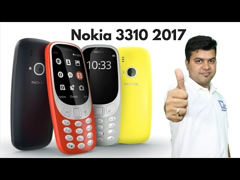 Thumbnail: New Nokia 3310 First Hands on India, Hindi, Camera Test